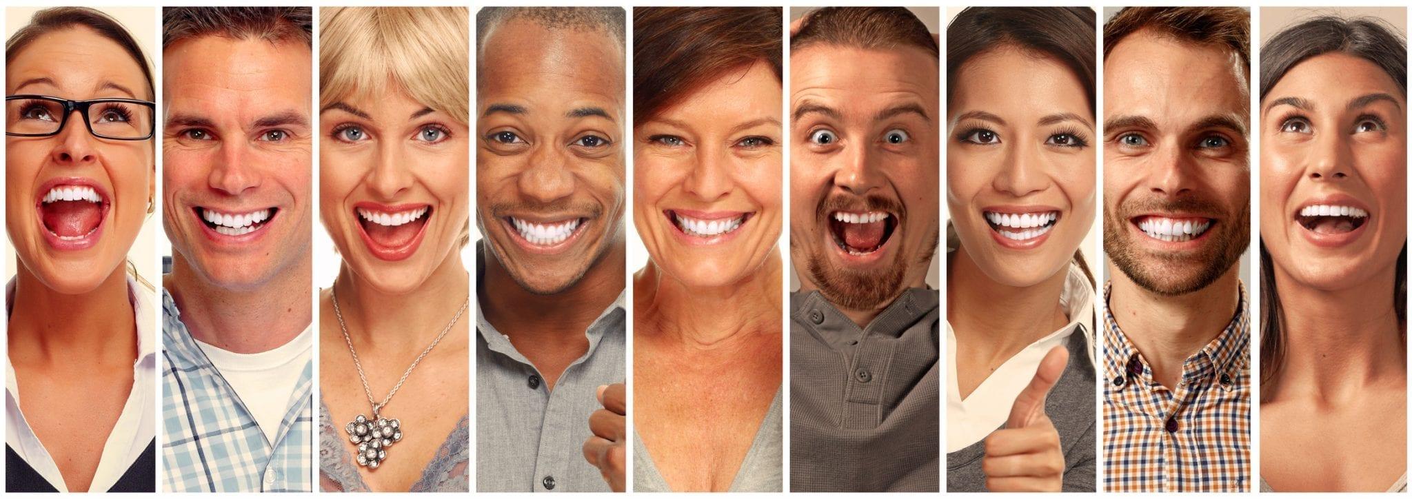 MasurZahnärzte viele Gesichter